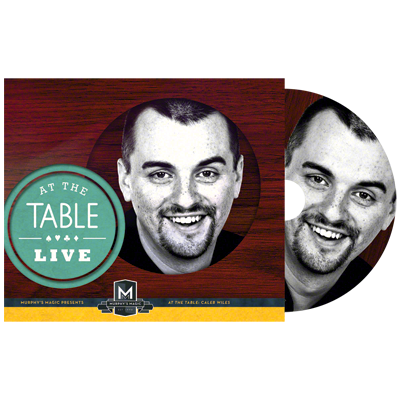 At the Table Live Lecture Caleb Wiles