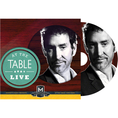 At the Table Live Lecture Chris Korn*
