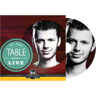 At the Table Live Lecture Jeff Prace*