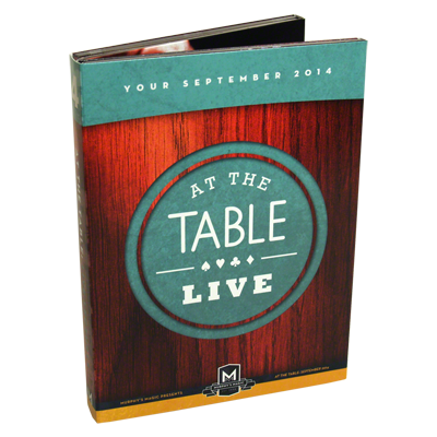 At the Table Live Lecture September 2014 (4 DVD set)*