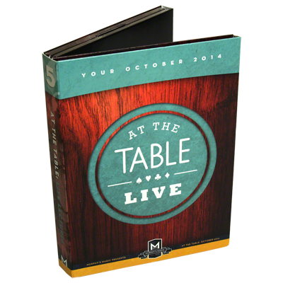 At the Table Live Lecture October 2014 (5 DVD set)*