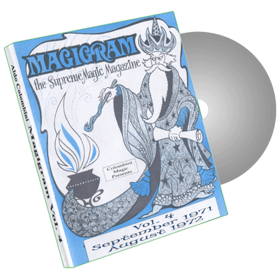 Magigram Vol.4 by Wild-Colombini Magic