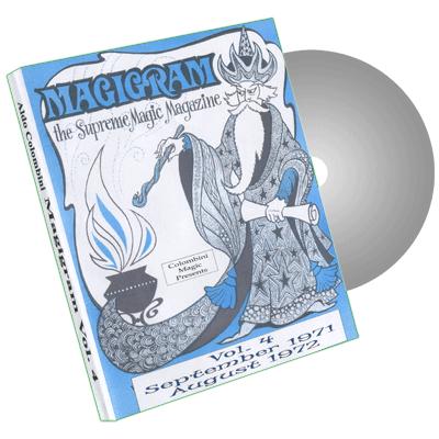 Magigram Vol.4 by Wild-Colombini Magic