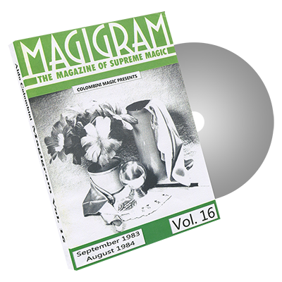 Magigram Vol.16 by Wild-Colombini Magic