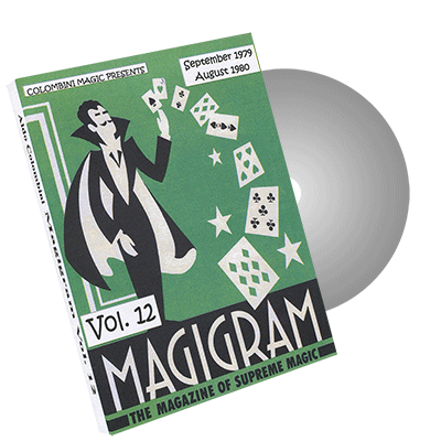 Magigram Vol.12 by Wild-Colombini Magic*