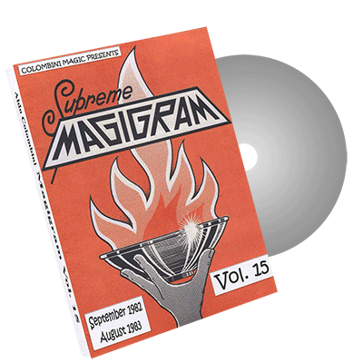 Magigram Vol.15 by Wild-Colombini Magic