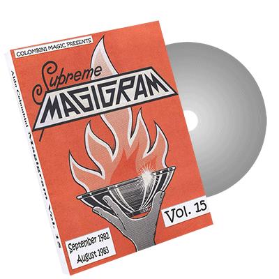 Magigram-Vol.15-by-WildColombini-Magic