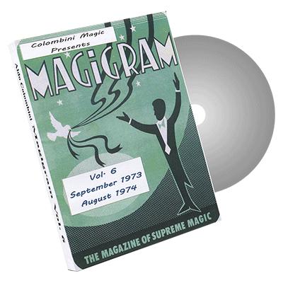 Magigram Vol.6 by Wild-Colombini Magic