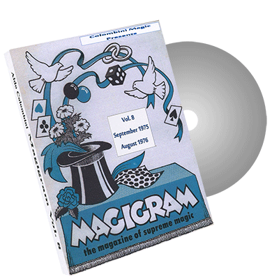 Magigram Vol.8 by Wild-Colombini Magic