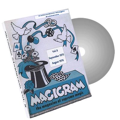 Magigram Vol.8 by Wild-Colombini Magic