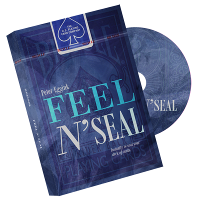 Feel N` Seal  by Peter Eggink