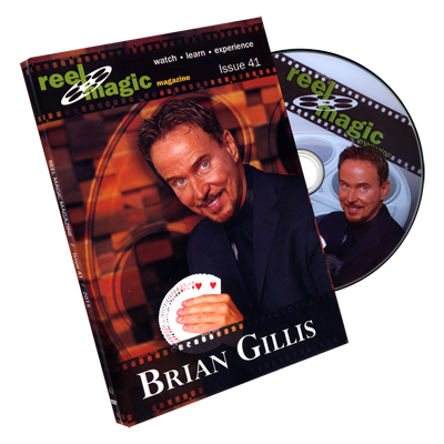 Reel Magic Episode 41 (Brian Gillis)