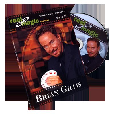 Reel Magic Episode 41 (Brian Gillis)*