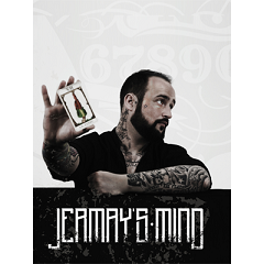 Jermay`s Mind (DVD Set) by Luke Jermay*