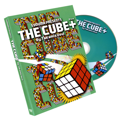 The Cube PLUS by Takamitsu Usui*