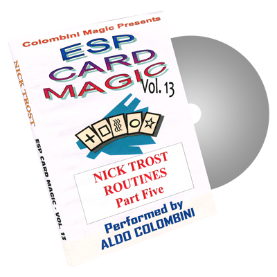 ESP-Card-Magic-Volume-13-by-WildColombini-Magic