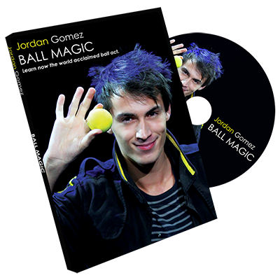 Ball Magic by Jordan Gomez
