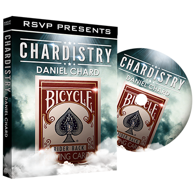 Chardistry by Daniel Chard and RSVP Magic*