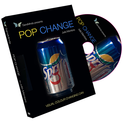 Pop Change  by Julio Montoro and SansMinds