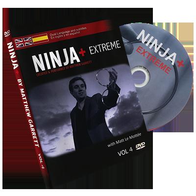 Ninja+ Extreme DVD by Matthew Garrett