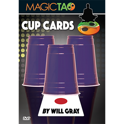 Cup Cards by Will Gray and Magic Tao
