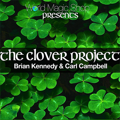 The Clover Project by Brian Kennedy*