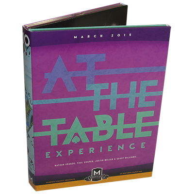 At the Table Lectures March 2015 (4 DVD set)