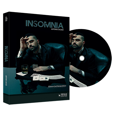 Insomnia by Antonio Cacace and Titanas Magic Productions*