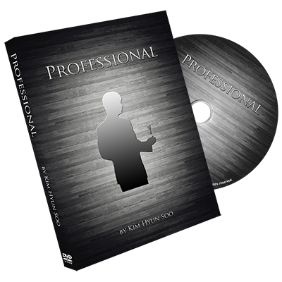 Professional DVD by Kim Hyun Soo