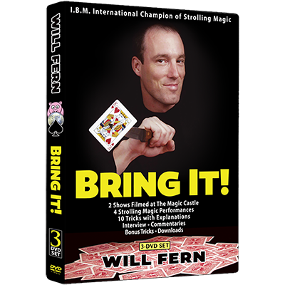 Will-Fern:-Bring-It!-Black-Rabbit-Series-Issue-6