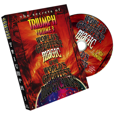 Triumph Vol. 3 (World`s Greatest Magic) by L&L Publishing*