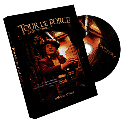 Tour-de-force-Complete-by-Michael-OBrien