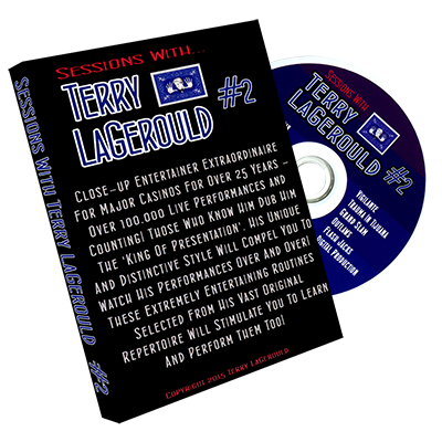 Session With Terry LaGerould #2