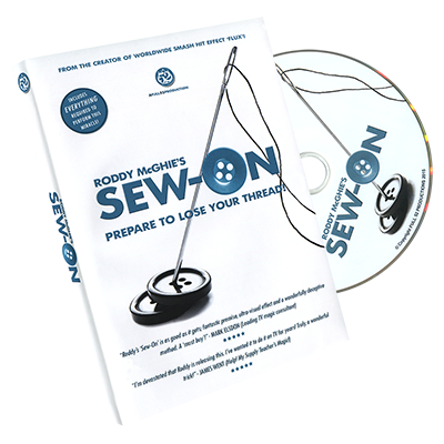 Sew-On by Roddy McGhie