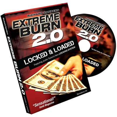 Extreme Burn Locked & Loaded by Richard Sanders