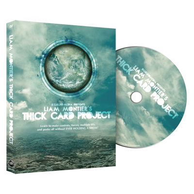 The Thick Card Project (plus Bonus) by Liam Montier and Big Blind Media