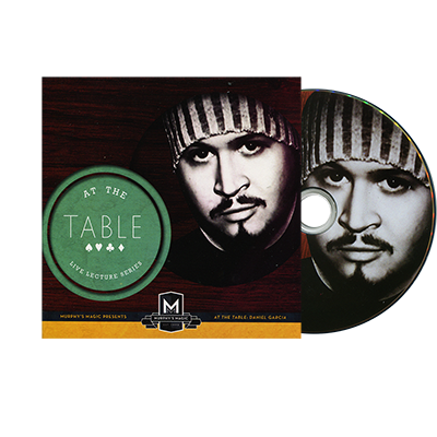 At the Table Live Lecture Danny Garcia