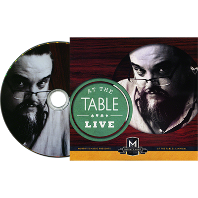 At the Table Live Lecture Hannibal
