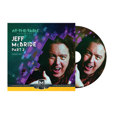 At the Table Live Lecture Jeff McBride Part 2