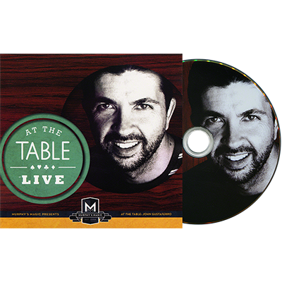 At the Table Live Lecture John Guastraferro