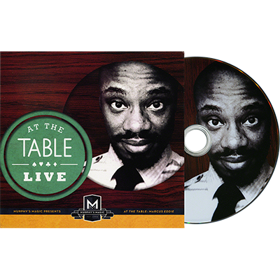At the Table Live Lecture Marcus Eddie*