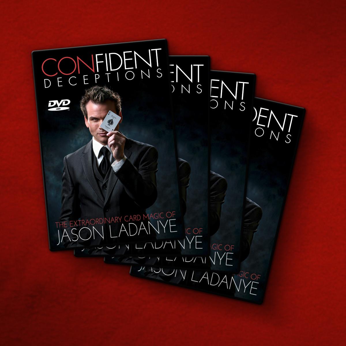 Confident Deceptions by Jason Ladanye