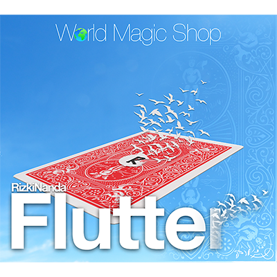 Flutter by Rizki Nanda and World Magic Shop*