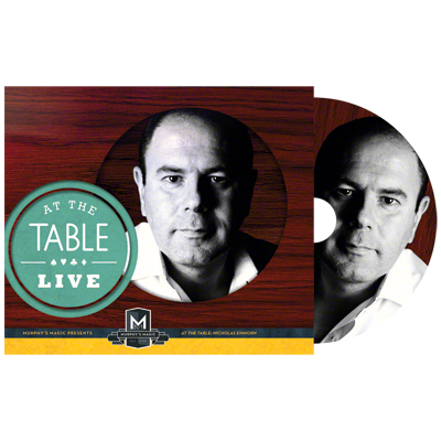 At the Table Live Lecture Nicholas Einhorn