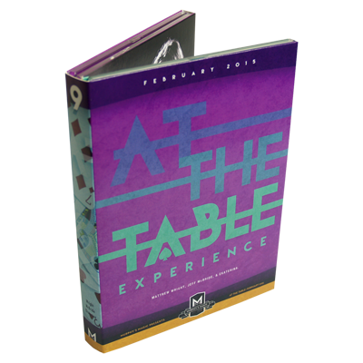 At the Table Live Lecture February 2015 (4 DVD set)*