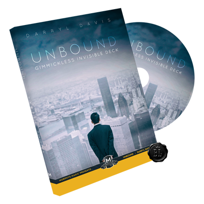 Unbound:-Gimmickless-Invisible-Deck-by-Darryl-Davis