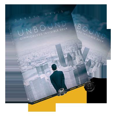 Unbound: Gimmickless Invisible Deck by Darryl Davis*