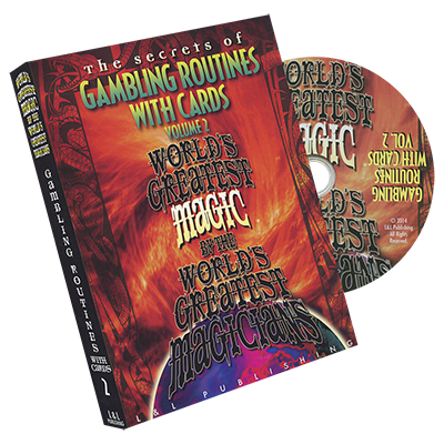 Gambling-Routines-With-Cards-Vol.-2-Worlds-Greatest*