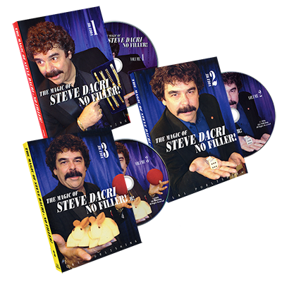 Magic of Steve Dacri Vol 1-3