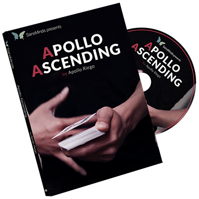 Apollo Ascending by Apollo Riego